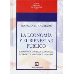 La economía y el bienestar público. Historia financiera y económica de los Estados Unidos (1914-1946)