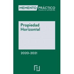 Memento Práctico Propiedad Horizontal 2020-2021