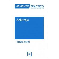 Memento Arbitraje 2020-2021