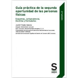 Guía práctica de la segunda oportunidad de las personas físicas