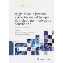 Registro de la jornada y adaptación del tiempo trabajo por motivos conciliación