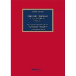 Derecho procesal civil romano Vol. II