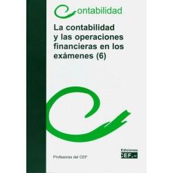 La contabilidad y las operaciones financieras en los exámenes (6)
