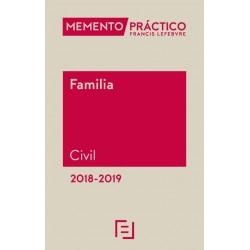 Memento Familia. Civil. 2020-2021