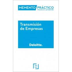 Prepublicación. Memento Transmisión de Empresas 2020-2021
