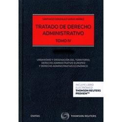Tratado de derecho administrativo. Tomo IV