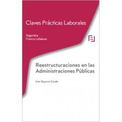 Reestructuraciones en las Administraciones Públicas