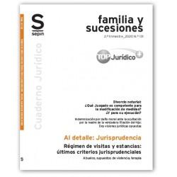 Régimen de visitas y estancias: últimos criterios jurisprudenciales