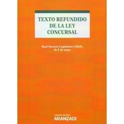 Texto refundido de la ley concursal. Real Decreto Legislativo 1/2020, de 5 de mayo