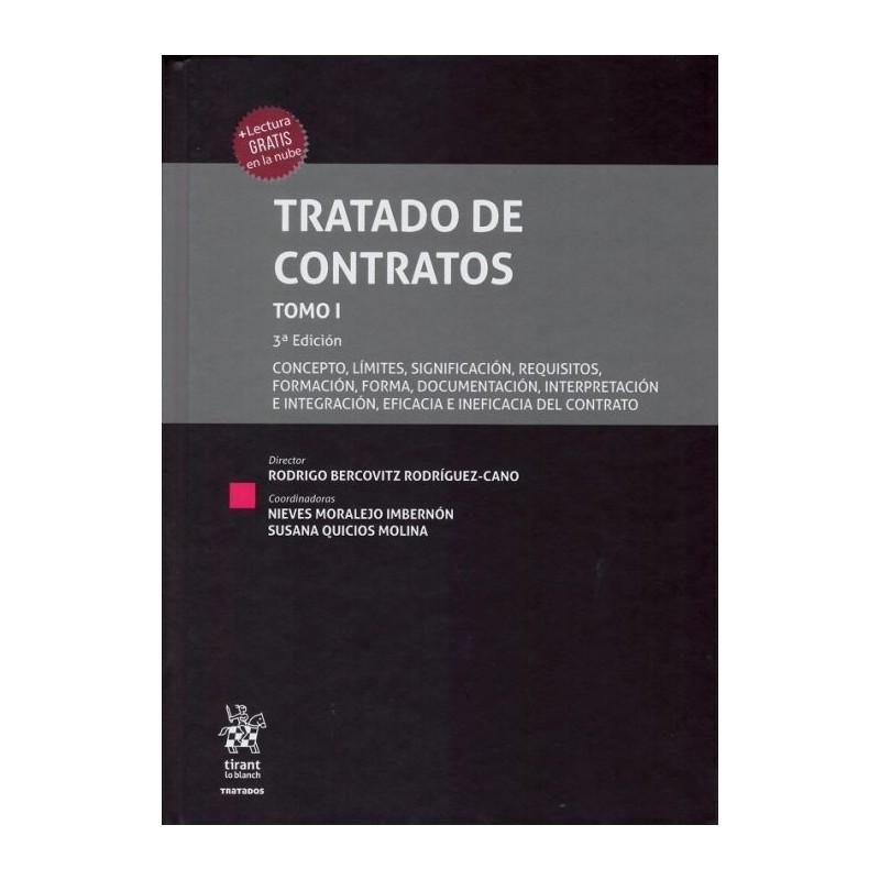 Tratado de Contratos. 5 tomos