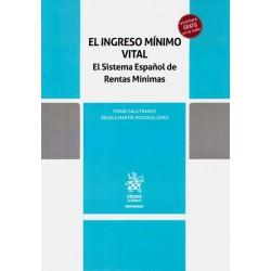 El ingreso mínimo vital. El sistema español de rentas mínimas