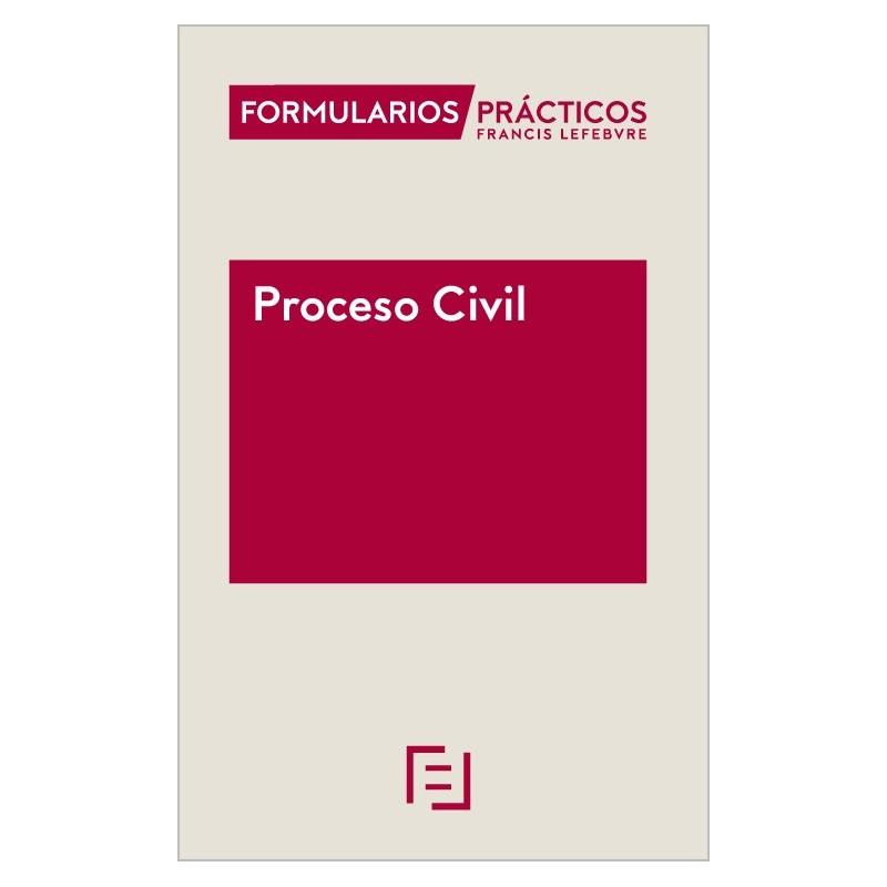 Formularios Prácticos Proceso Civil 2021. Soporte Internet