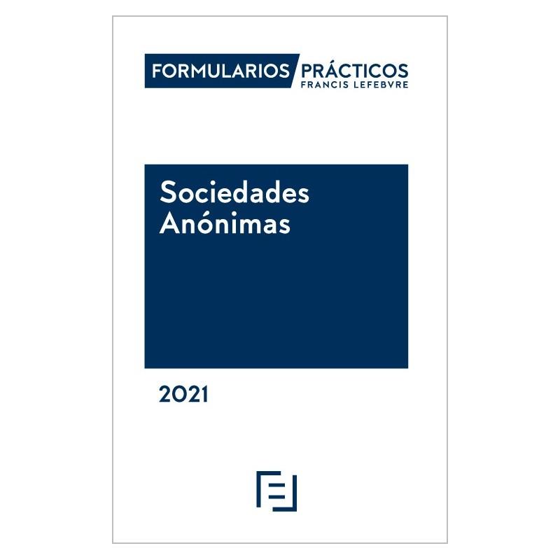 Formularios Prácticos Sociedades Anónimas 2021