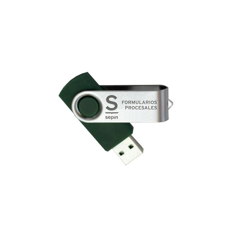 Formularios y Esquemas Procesales USB 2021