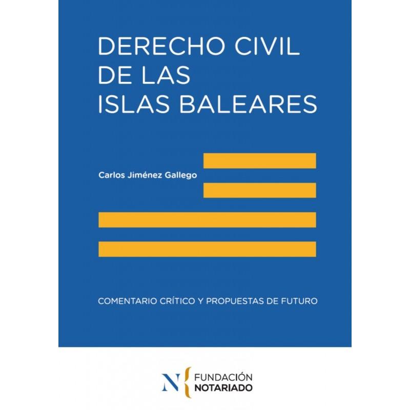 Derecho Civil de las Islas Baleares