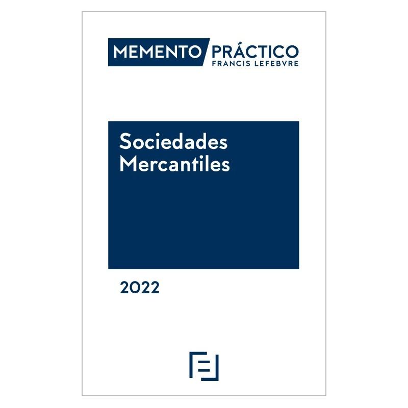 Memento Sociedades Mercantiles 2022