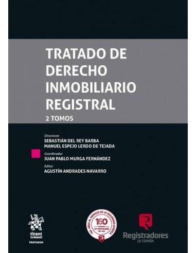 Tratado de Derecho Inmobiliario Registral