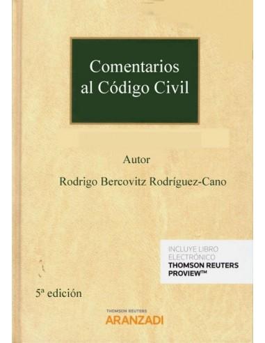 Comentarios al Código Civil