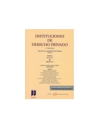 Instituciones de Derecho Privado. T-II.V.1º