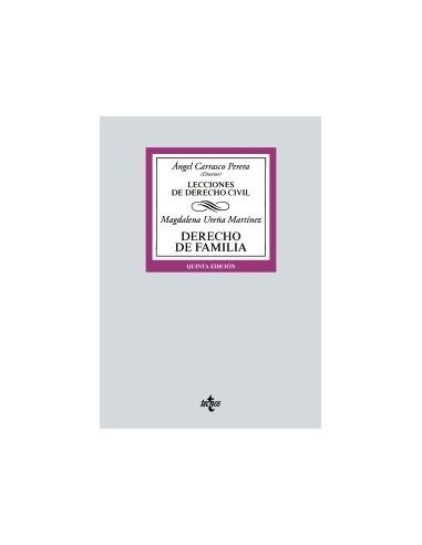 Lecciones de Derecho Civil. Derecho de Familia