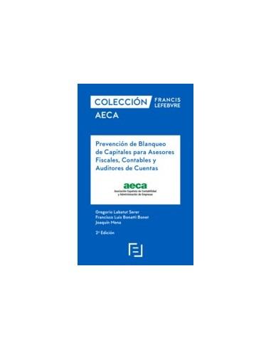 Prevención de Blanqueo de Capitales para Asesores Fiscales, Contables y Auditores de Cuentas