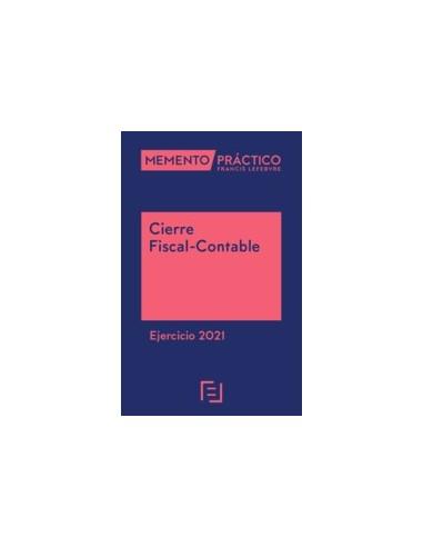 Memento Cierre Fiscal-Contable Ejercicio 2021