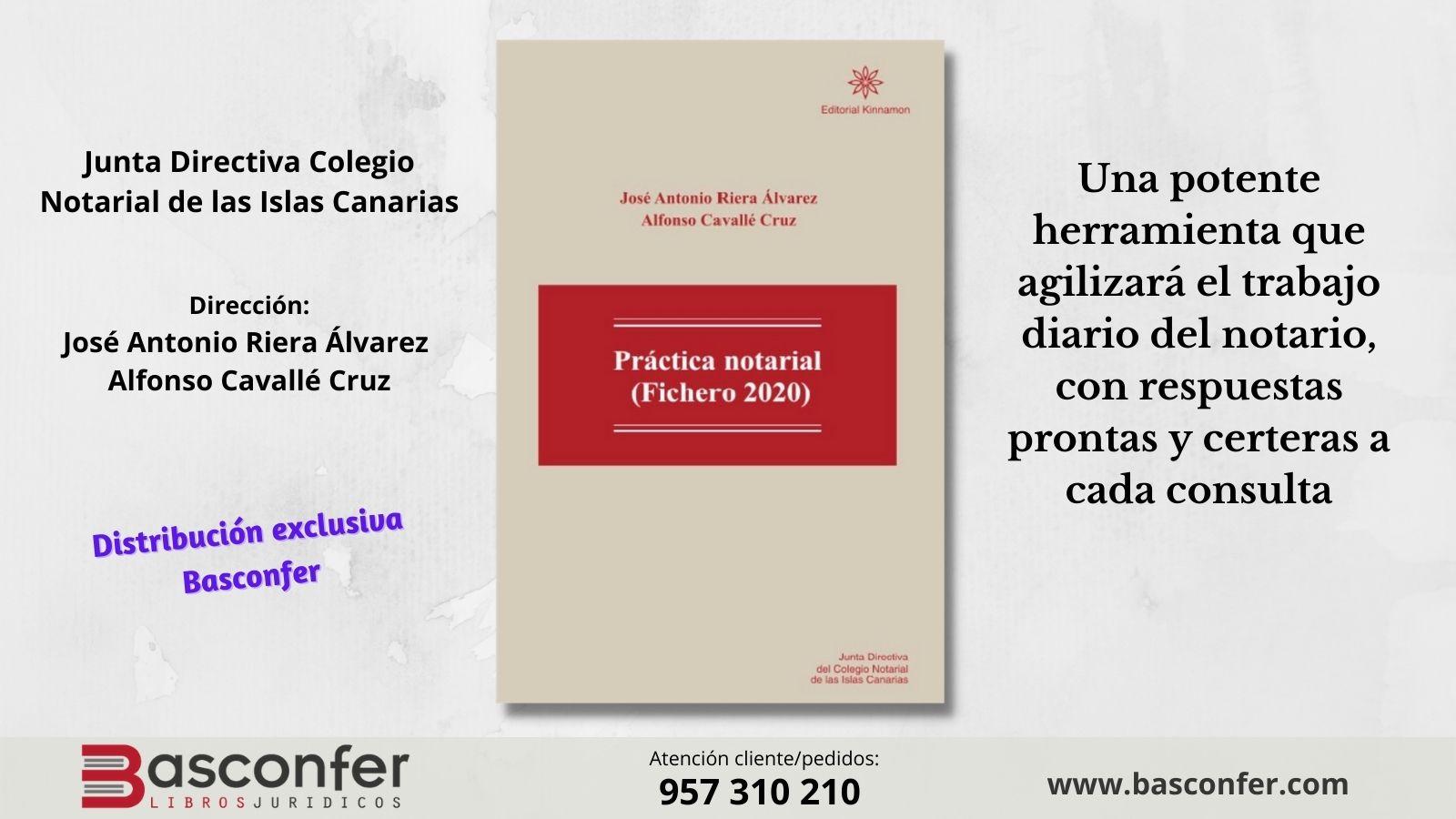 Práctica notarial (Fichero 2020)
